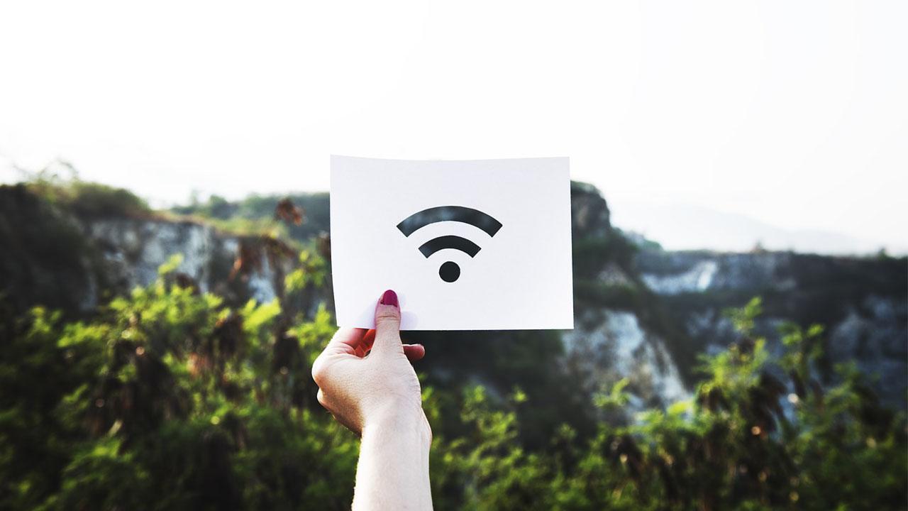 como descobrir a senha do wi-fi conectado