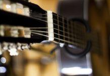 afinador de violão