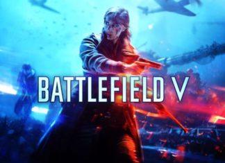 Lançamento do game Battlefield V