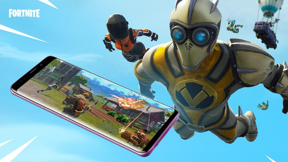 Baixar Fortnite no Android