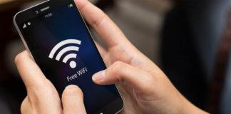 Visualizar redes de Wi-Fi salvas