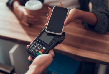 Pagamento por aproximação no celular